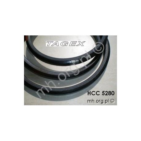 Pas HCC 5280, CC 204, sześciokątny TAGEX Germany