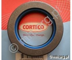 Uszczelniacz, simering 55x82x16.5 COMBI SF6 - CORTECO