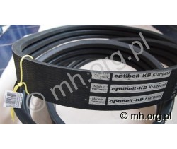 Pas 387452, 80387452 - New Holland  - OPTIBELT Germany