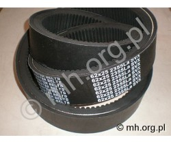 Pas na młocarnię BIZON TC59, GIGANT, BS, NEW HOLLAND 51101622375 - MASTER BELT