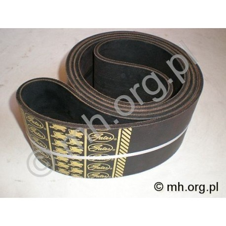 Pas płaski 06234476 młocarnia FAHR M66, M600, M660, M750, M770  - GATES