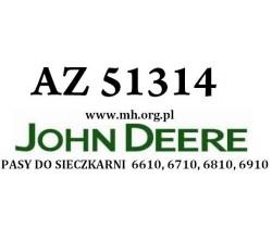 Pas AZ51314, AZ 51314 - pas 2HC - JOHN DEERE