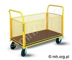 Wózek WRN2-030/27B ZAKREM - wózek platformowy osiatkowany