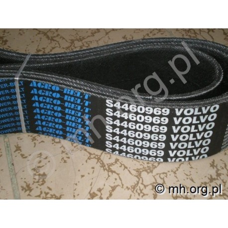 Pas płaski na młocarnię VOLVO S 830 -  S 4460969 - AgroBelt