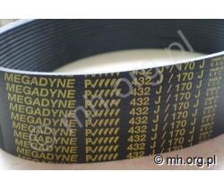 Pas PJ 432 - 170J - MEGADYNE