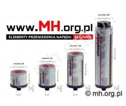 Smarownica SIMALUBE SL24 60ml (smar do szerokiego zakresu temperatur)