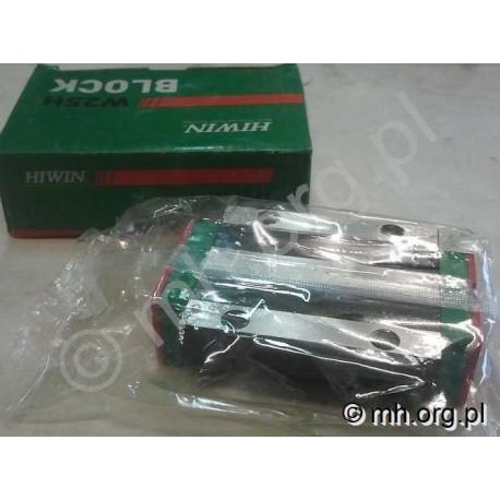 Wózek liniowy HGW 25 HC - HIWIN - NAJLEPSZA CENA