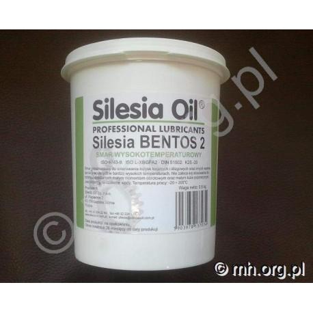Smar wysokotemperaturowy BENTOS 2 Silesia - 0,8 kg