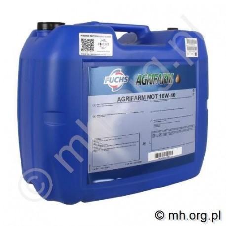 Olej FUSCH Argrifarm MOT 10w40 - 20 Litrów