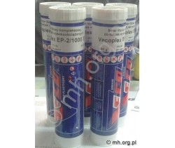 Smar EP-2/1000 XT VECOLIT, Vecoplex EP+2-1000 - 400 g smar Litowy Kompleksowy do 220 stopni C