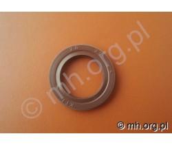 Uszczelniacz, simering 20x30x4 KTT FPM VITON - SEAL - kolor brązowy na temperaturę, chemię i ciśnienie