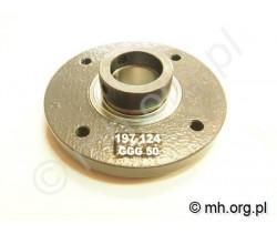Oprawa 197124 GGG 50 - CLAAS - JHB - łożysko 40 mm