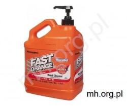 Fast Orange 3,78L - Emulsja do mycia rąk z dozownikiem - NAJLEPSZA PASTA DO MYCIA RĄK NA RYNKU - PERMATEX USA