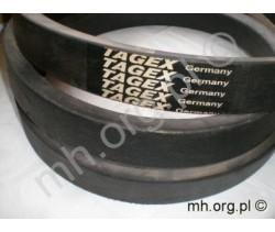 Pas jezdny VOLVO S 800 i 1110 Aktiv - TAGEX Germany - S 4460971, S 4516225