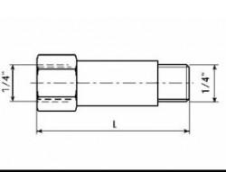 PRZEDŁUŻENIE 1040 35 MM SIMALUBE SIMATEC
