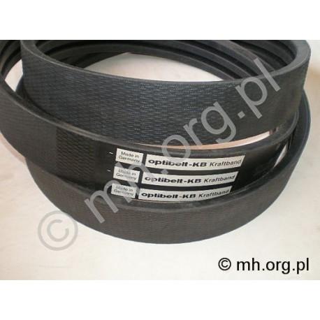 Pas 51103173062 (3HB) - OPTIBELT Germany - BIZON BS Z110 - napęd podsiewacza