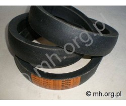 Pas 0619192, 619192, 0619178 - HARVEST Belts - młocarnia SAMPO