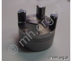 Piasta ROTEX 24 1A STAL (otwór do samodzielnej adaptacji) KTR ROTEX