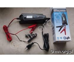 Ładowarka EBC4000 Pro-User Germany - prostownik impulsowy, inteligentny, ładowarka do akumulatorów - NOWY MODEL