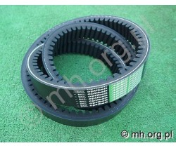 Pas 621646 M1, 417441 M1, 1001471 - młocarnia Massey Ferguson 506, 186, 187 - OPTIBELT Germany