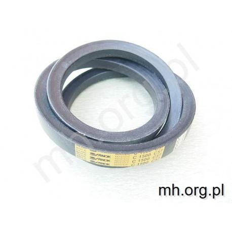 Pasek klinowy HC 1500, C 1500, 22x1500 - GNIOTOWNIK - Sanok