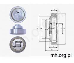 HRM14058, 4.058 - rolka masztu