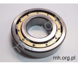 Łożysko NJ 309 MC3 - 45x100x25 - łożysko do zagęszczarek i wibromaszyn