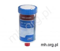Smarownica LAGD 125/HP2 125 ml - smar polimocznikowy, podwyższone parametry użytkowe - SKF