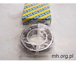 Łożysko 6208 KEE, 6208 K 2RS  - 40x80x18 - SNR France - stożkowy środek na wytrząsacze