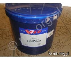 Smar EP-2/1000 XT VECOLIT - 4,5 kg - Smar Litowy Kompleksowy