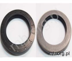 Simering 70-100-13 - CORTECO - B2 - metalowa obudowa